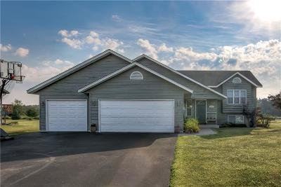 Chippewa Falls Single Family Home For Sale: 4245 119th Street