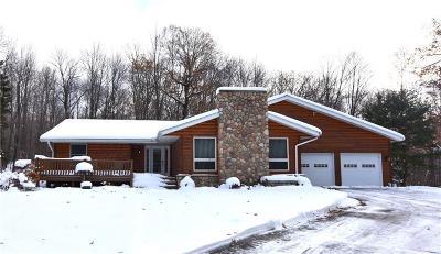Barron County Single Family Home For Sale: 975 25 1/2 Street