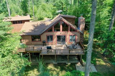 Danbury Single Family Home Active Under Contract: 28578 Birch Island Lake Trail