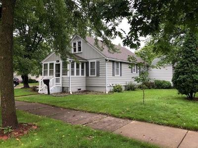 Chippewa Falls Single Family Home Active Under Contract: 546 W Cedar Street