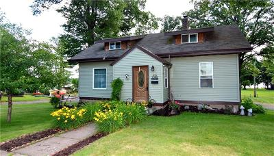 Barron County Single Family Home Active Under Contract: 835 Lakeshore Drive