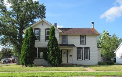 Chippewa Falls Single Family Home Active Under Contract: 364 W Cedar