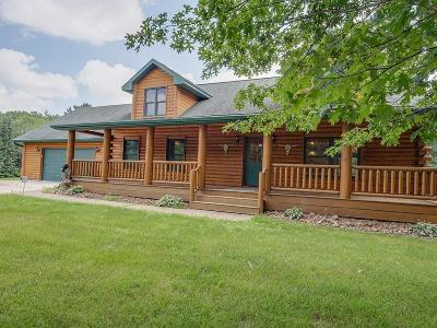 Colfax WI Single Family Home Active Under Contract: $349,900