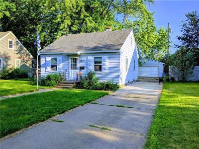 Eau Claire Single Family Home For Sale: 1617 Valmont Avenue