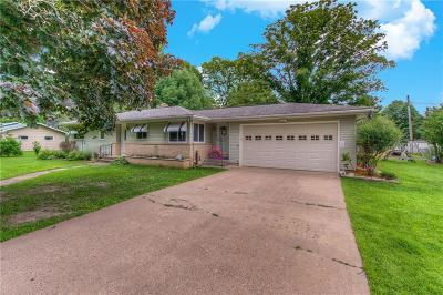 Menomonie Single Family Home For Sale: 216 17th Street NE