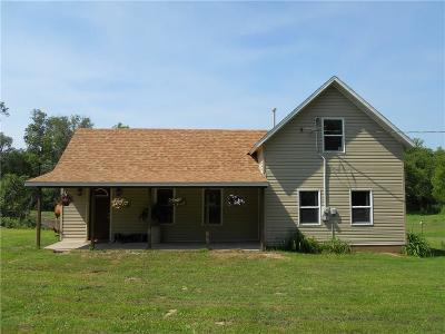 Osseo Single Family Home Active Under Contract: N12662 Rindahl Valley Road