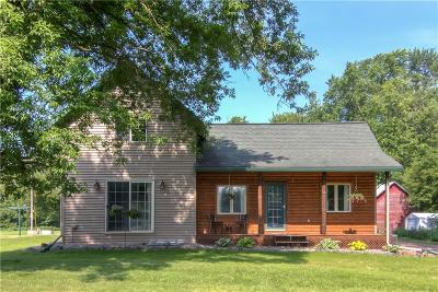 Osseo Single Family Home For Sale: N47653 County Road G