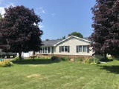 Rice Lake Single Family Home Active Under Contract: 1996 21 7/8 Street