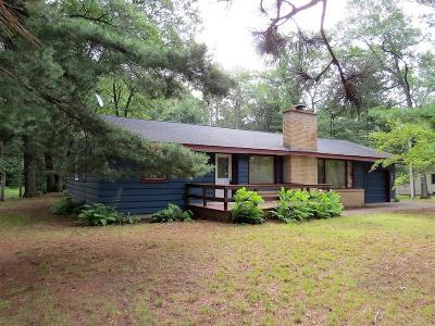 Siren Single Family Home Active Under Contract: 23664 State Road 35