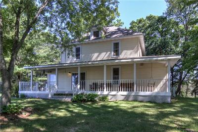 Eau Claire Single Family Home Active Under Contract: S7020 Hwy B