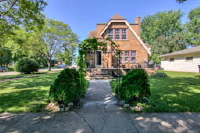 Chippewa Falls Single Family Home For Sale: 304 Governor Street