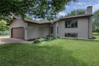Eau Claire Single Family Home Active Under Contract: 4125 Meadow Lane