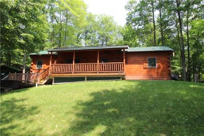 Single Family Home For Sale: 1129 W Cutter Road