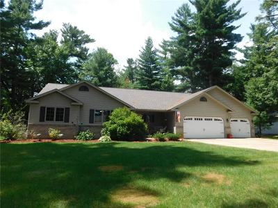 Menomonie Single Family Home Active Under Contract: 1116 Elm Avenue W