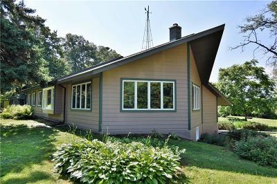 Siren Single Family Home For Sale: 9555 Daniels 70