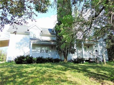 Osseo WI Single Family Home For Sale: $137,000