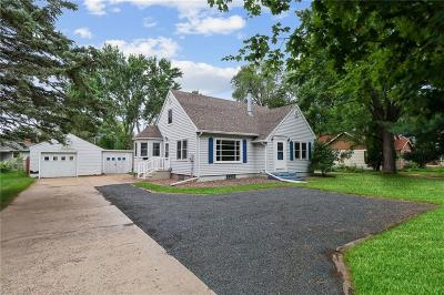 Eau Claire Single Family Home Active Under Contract: 2314 Rudolph Road