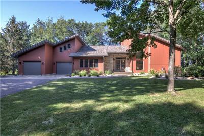 Chippewa Falls Single Family Home For Sale: 18865 64th Avenue