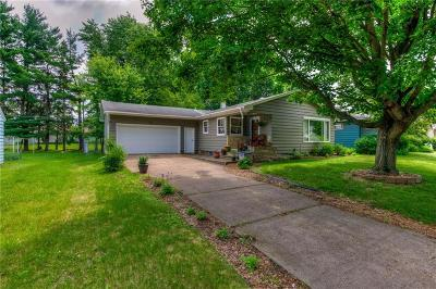 Menomonie Single Family Home For Sale: 512 15th Street SE