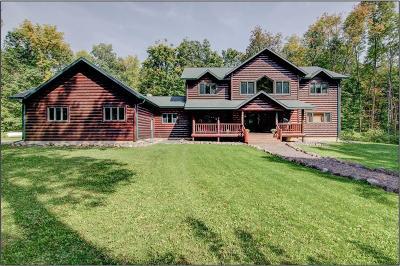 Barron County Single Family Home For Sale: 2736/2738 27 1/2 Avenue