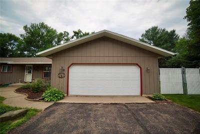 Menomonie Single Family Home For Sale: 1221 Ballentine Road