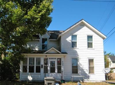 Eau Claire Multi Family Home For Sale: 706 Gray Street #1 & 2