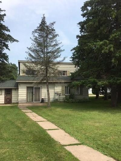 Rice Lake Single Family Home For Sale: 819 Lee Street