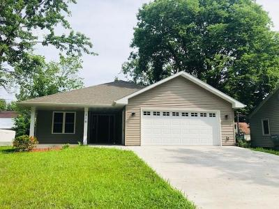 Chippewa Falls Single Family Home For Sale: 316 Mansfield Street