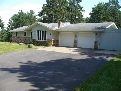 Spooner Single Family Home Active Under Contract: 7489 W Green Valley Road W