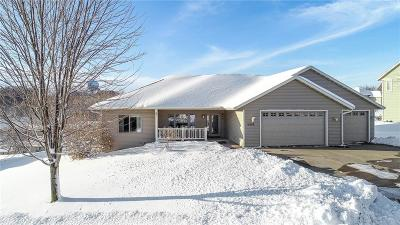 Eau Claire Single Family Home For Sale: 4418 Echo Valley Drive