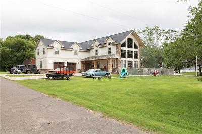 Barron County Single Family Home For Sale: 1259 4th Street