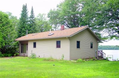 Holcombe WI Single Family Home For Sale: $315,000