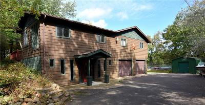 Rice Lake WI Single Family Home For Sale: $287,700