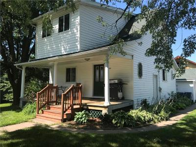 Rice Lake Single Family Home Active Under Contract: 504 Phipps Avenue