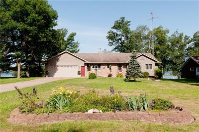 Rice Lake WI Single Family Home Active Under Contract: $325,000
