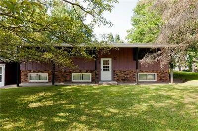 Rice Lake WI Single Family Home Active Under Contract: $145,000