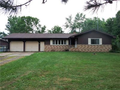 Rice Lake Single Family Home Active Under Contract: 2046 23 1/2 Avenue