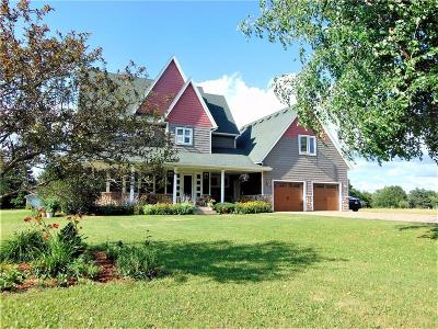 Osseo WI Single Family Home For Sale: $329,000