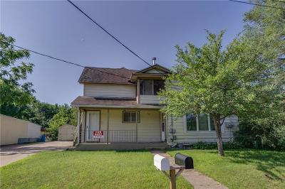 Menomonie Single Family Home Active Under Contract: 306 18th Avenue E