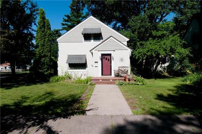 Rice Lake WI Single Family Home Active Under Contract: $149,000