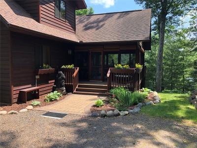 Single Family Home For Sale: N3064 Lakeview Drive