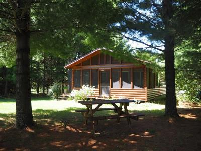 Webster Single Family Home Active Under Contract: 24284 Howe Road