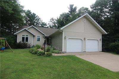 Barron County Single Family Home Active Under Contract: 959 24 3/4 Street