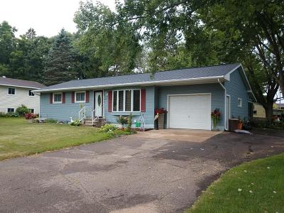 Osseo WI Single Family Home Active Under Contract: $164,500