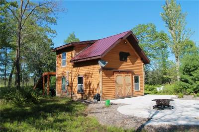 Webster Single Family Home For Sale: 6590 County Road X