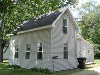 Menomonie Single Family Home Active Under Contract: 317 13th Avenue W #1