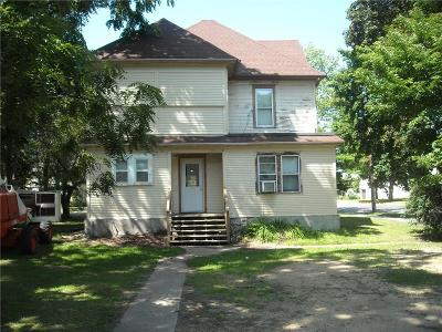 Menomonie Multi Family Home For Sale: 1006 7th Street E #1 & 2