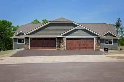 Rice Lake Single Family Home For Sale: Lot 46 Camelot Circle