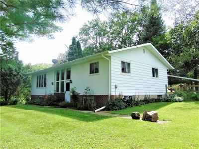 Osseo WI Single Family Home For Sale: $312,900