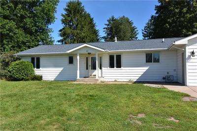 Barron County Single Family Home Active Under Contract: 513 Spruce Avenue